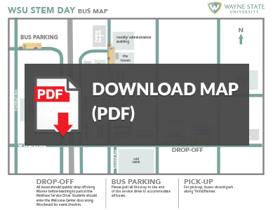 Stem Day Main Campus Bus Map Download